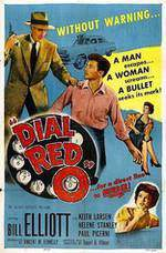 Movie Dial Red O