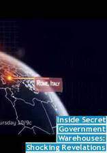 Movie Inside Secret Government Warehouses: Shocking Revelations