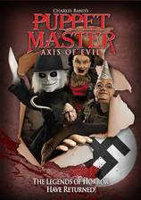 Movie Puppet Master: Axis of Evil