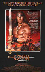 Movie Conan the Destroyer