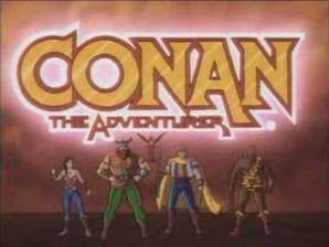 Movie Conan: The Adventurer