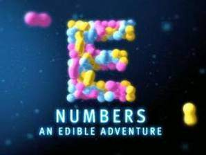 Movie E Numbers: An Edible Adventure