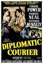 Movie Diplomatic Courier