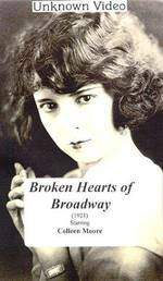 Movie Broken Hearts of Broadway
