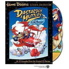 Movie Dastardly and Muttley in Their Flying Machines