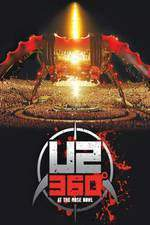 Movie U2: 360 Degrees at the Rose Bowl