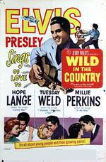 Movie Wild in the Country