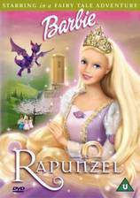 Movie Barbie as Rapunzel