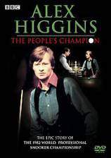 Movie Alex Higgins: The People's Champion