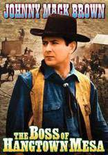 Movie Boss of Hangtown Mesa