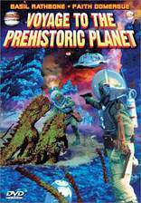Movie Voyage to the Prehistoric Planet