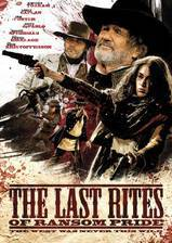Movie The Last Rites of Ransom Pride