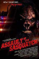 Movie Assault of the Sasquatch