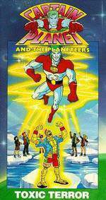 Movie Captain Planet and the Planeteers