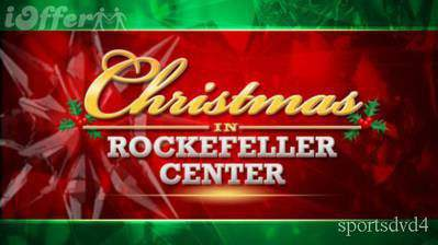 Movie Christmas in Rockefeller Center