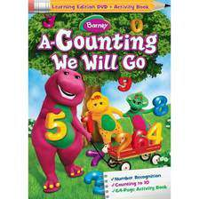 Movie Barney: A-Counting We Will Go