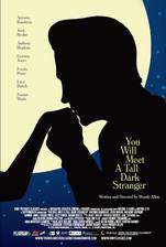 Movie You Will Meet a Tall Dark Stranger