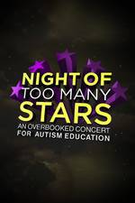 Movie Night of Too Many Stars: An Overbooked Concert for Autism Education
