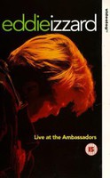 Eddie Izzard: Live at the Ambassadors