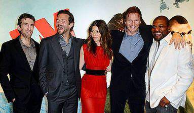 Movie The A Team: T4 Premiere Special