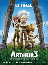 Movie Arthur 3: The War of the Two Worlds