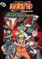 Movie Naruto the Movie 3: Guardians of the Crescent Moon Kingdom