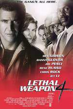 Movie Lethal Weapon 4