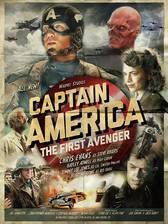 Movie Captain America: The First Avenger