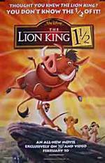 Movie The Lion King 1 ½ (Hakuna Matata)
