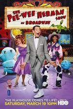 Movie The Pee-Wee Herman Show on Broadway